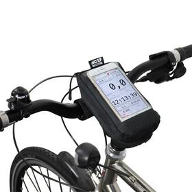 NC-17 Connect Cykelväska Kardborrfäste svart